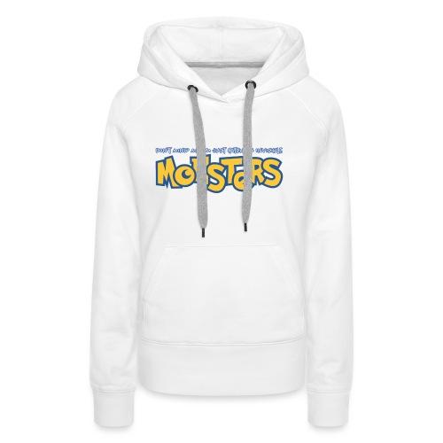 Monsters - Women's Premium Hoodie