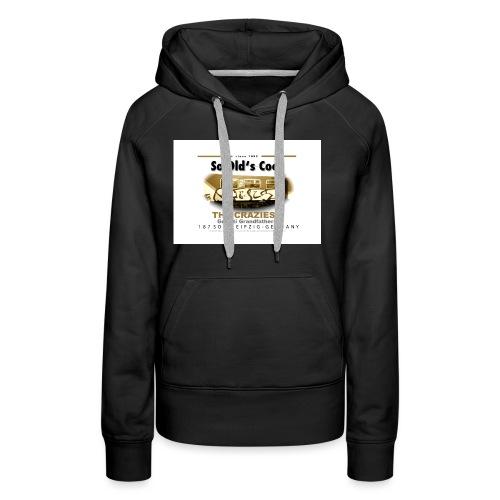 Crazy Grandfathersshirt 1 jpg - Frauen Premium Hoodie