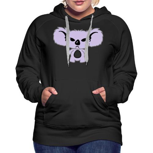 Koala Bär Teddy - Frauen Premium Hoodie