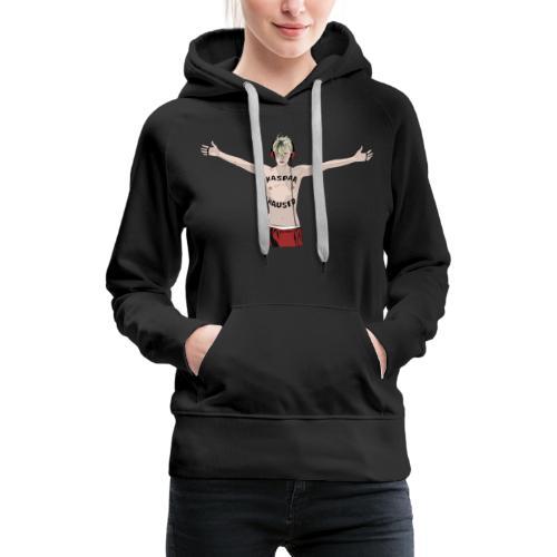 Kaspar Hauser - Sweat-shirt à capuche Premium pour femmes