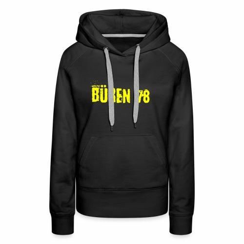 Bueren_78_Fanclub_Shirts - Frauen Premium Hoodie