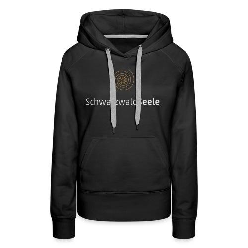 SchwarzwaldSeele Logo we - Frauen Premium Hoodie