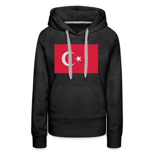 Turkey - Vrouwen Premium hoodie