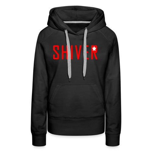 Shiver Logo - Women's Premium Hoodie