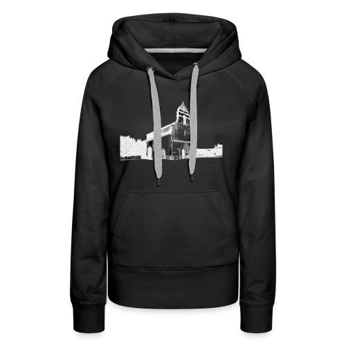 J'aime Saint-Nexans - Sweat-shirt à capuche Premium pour femmes