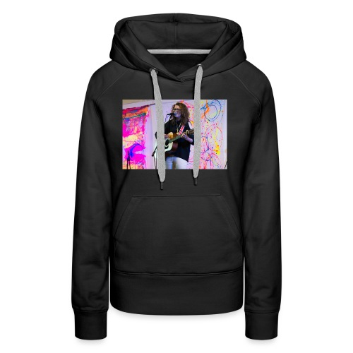 Leah Haworth Performing (Official Merchandise) - Women's Premium Hoodie
