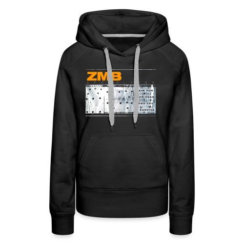 ZMB APOCALYPSE - Frauen Premium Hoodie