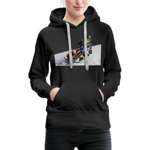 Max on Tour - Frauen Premium Hoodie