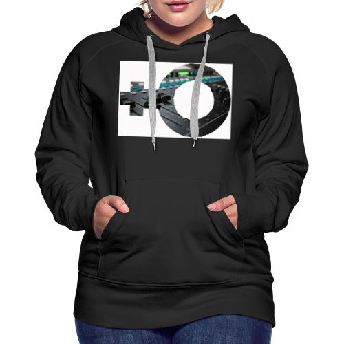 women in sound - Women's Premium Hoodie