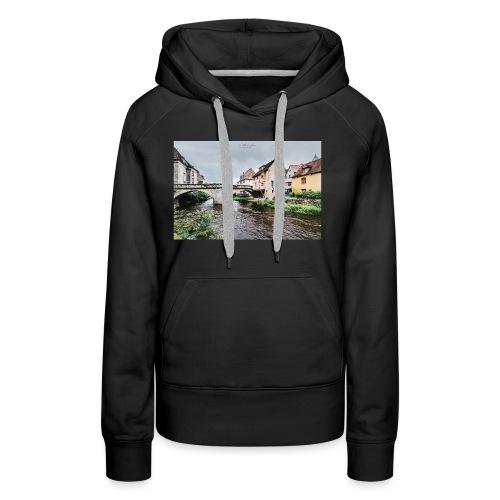 Aubusson - Sweat-shirt à capuche Premium pour femmes