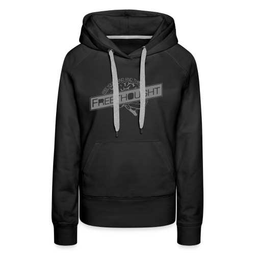Freethought - Women's Premium Hoodie