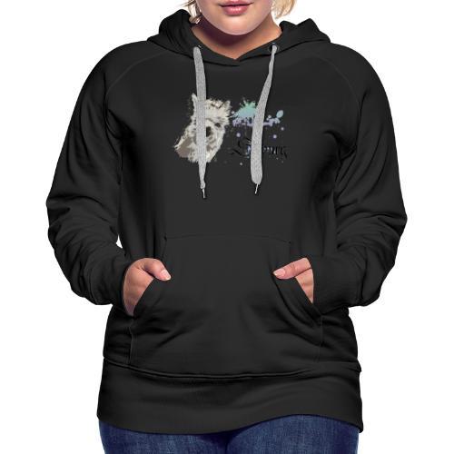 Sibury - Sweat-shirt à capuche Premium pour femmes