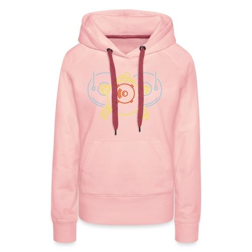 T Shirt Motiv - Frauen Premium Hoodie