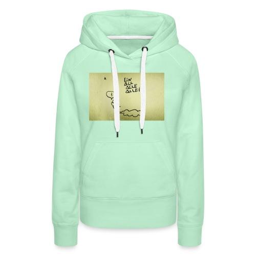 17 07 16 CONNEWITZ XL - Frauen Premium Hoodie