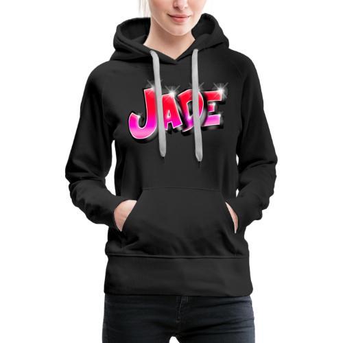 Jade - Women's Premium Hoodie