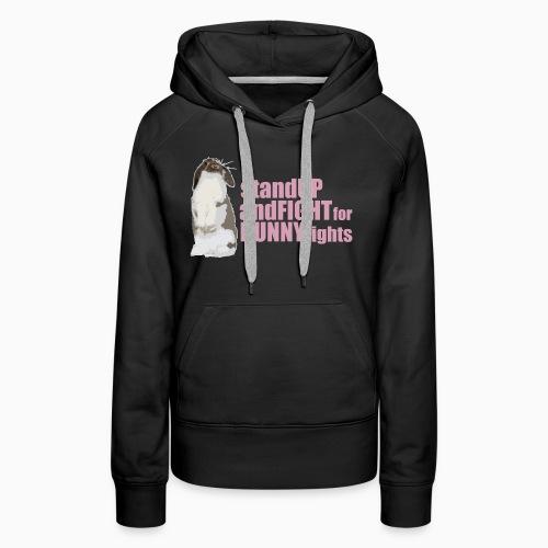 stellafight png - Women's Premium Hoodie