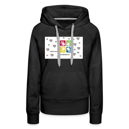 Bestsellers Out Of Area - Vrouwen Premium hoodie