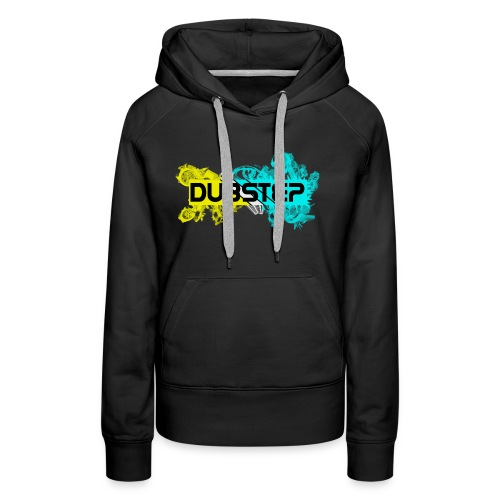 Dubstep - Frauen Premium Hoodie
