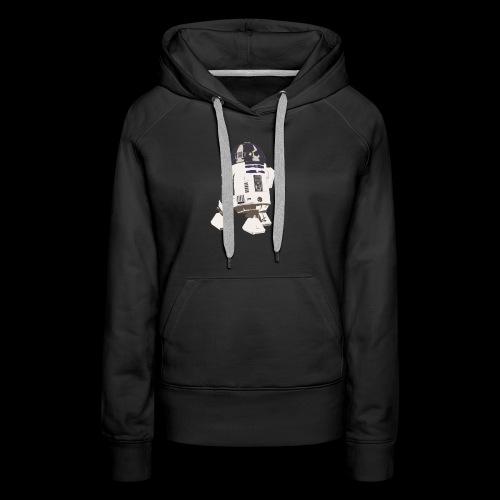 R2D2 - Women's Premium Hoodie