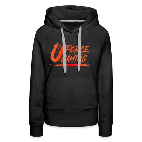 Uforce Gaming Logo - Vrouwen Premium hoodie