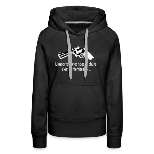 Sweat Shirt à capuche La Haine - Women's Premium Hoodie