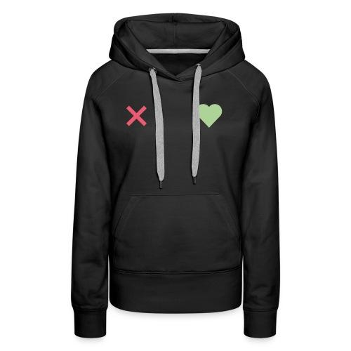 x match - Women's Premium Hoodie