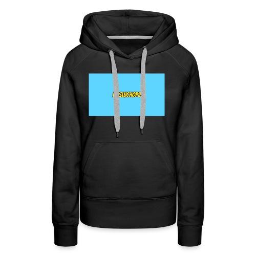 T-SHIRT - Sweat-shirt à capuche Premium pour femmes