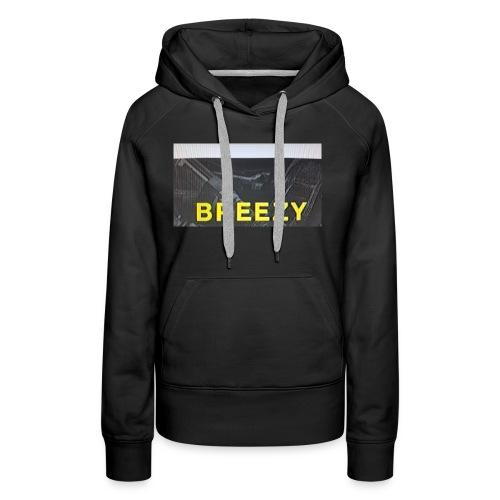 Breezy - Frauen Premium Hoodie