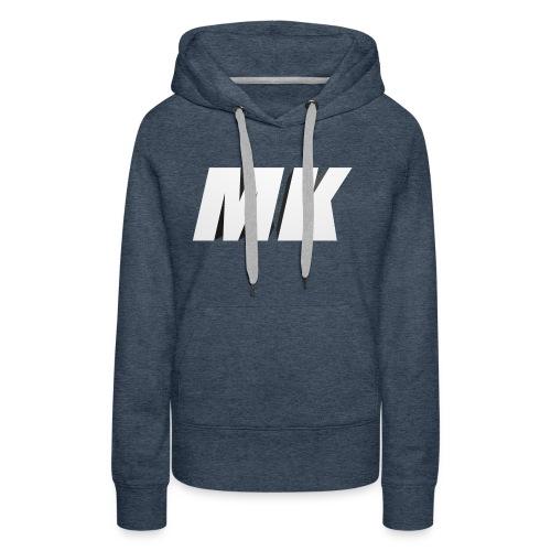 MK 3D - Vrouwen Premium hoodie