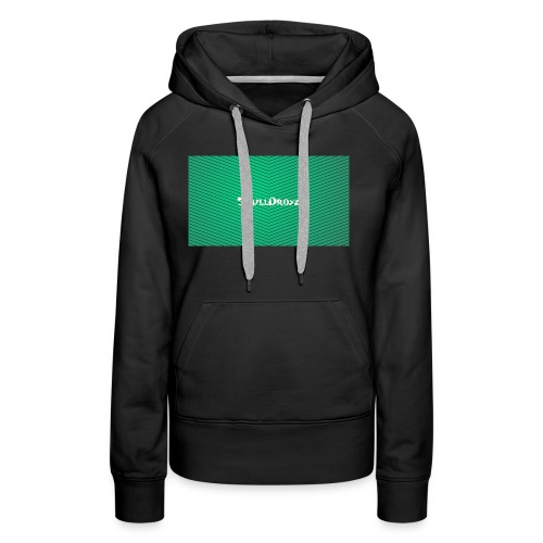 backgrounder - Frauen Premium Hoodie