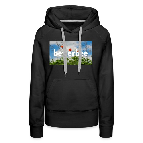 betterbee Banner T-Shirt - Frauen Premium Hoodie