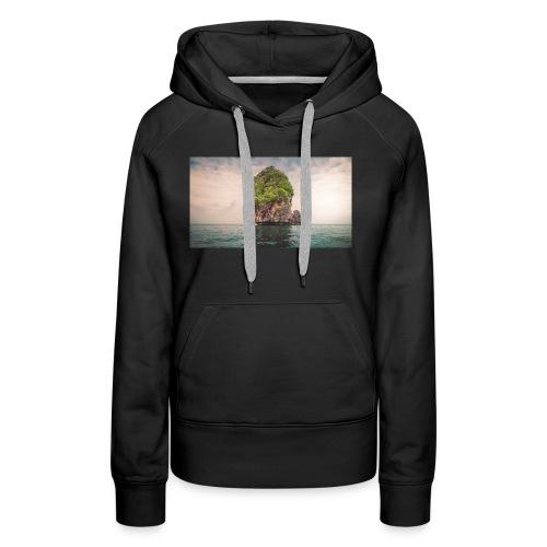 eiland - Vrouwen Premium hoodie