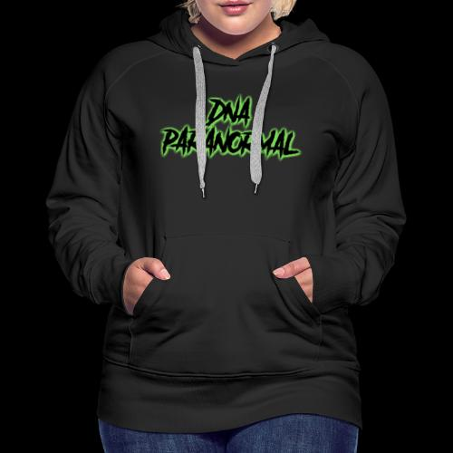 DNA PARANORMAL - Women's Premium Hoodie
