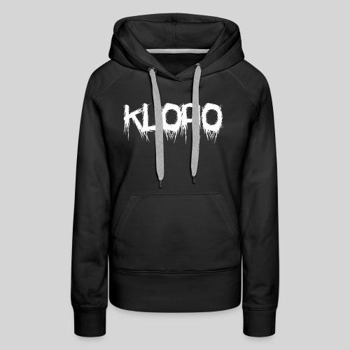 Kuopio - Naisten premium-huppari