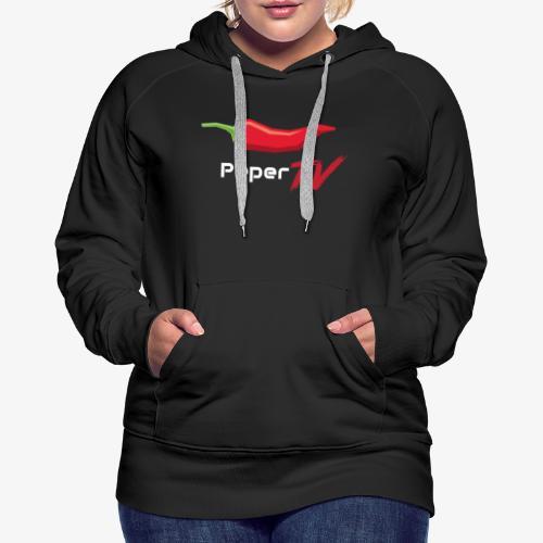 PeperTV - Vrouwen Premium hoodie