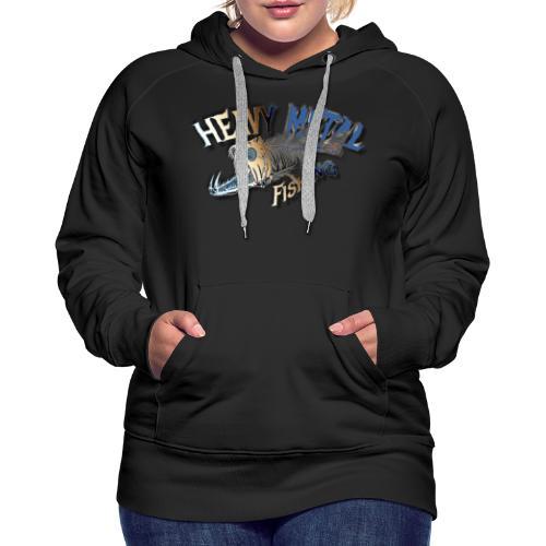 Predator fishing - Frauen Premium Hoodie