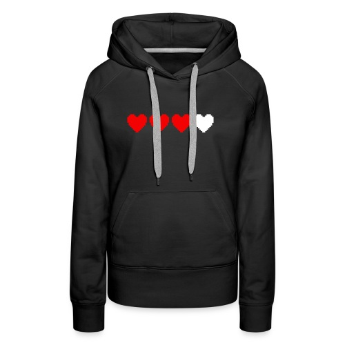 Health points - Women's Premium Hoodie