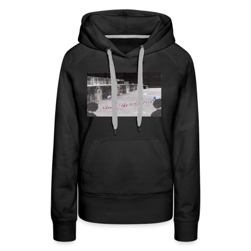 When did the festival end - Women's Premium Hoodie