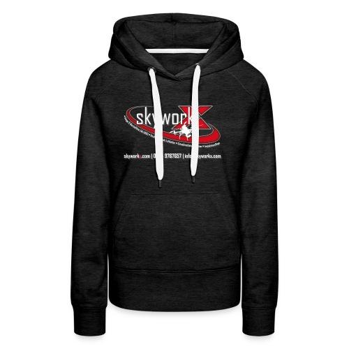 Shirt neu png - Frauen Premium Hoodie