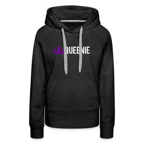 Queenie Logo - Women's Premium Hoodie