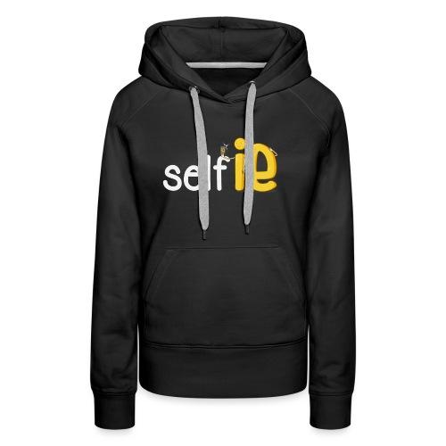 SELF-SELFIE - Women's Premium Hoodie