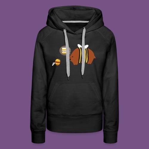 Honigbär - Frauen Premium Hoodie