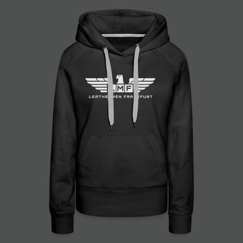 LMF grey - Frauen Premium Hoodie