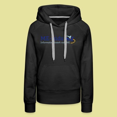 logomegids - Vrouwen Premium hoodie