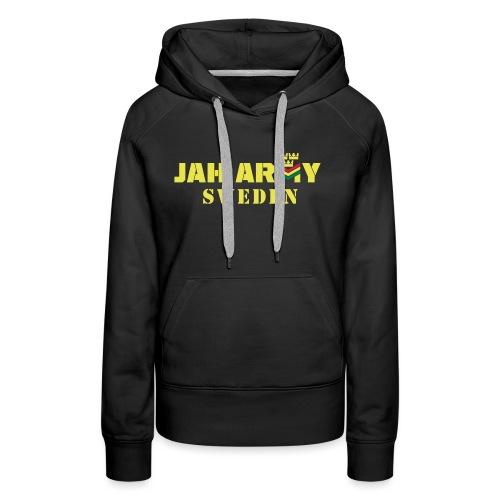 jaharmysw - Premiumluvtröja dam