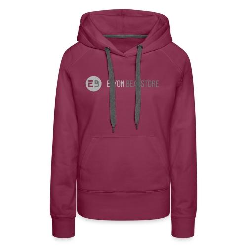 ElyonBeatstore Logo - Vrouwen Premium hoodie