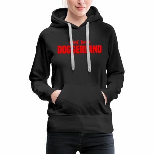 Doggerland - Vrouwen Premium hoodie