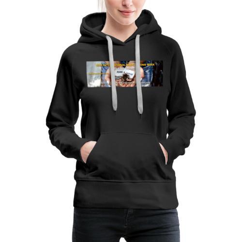 BIW-Cover - Vrouwen Premium hoodie