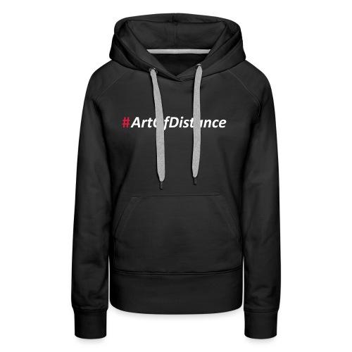 Hashtag - ArtOfDistance - Frauen Premium Hoodie