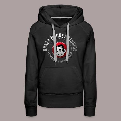 CMS Weiss Rot shirt png - Frauen Premium Hoodie